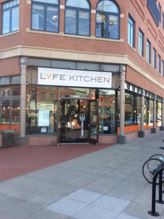 LYFE Kitchen, Boulder