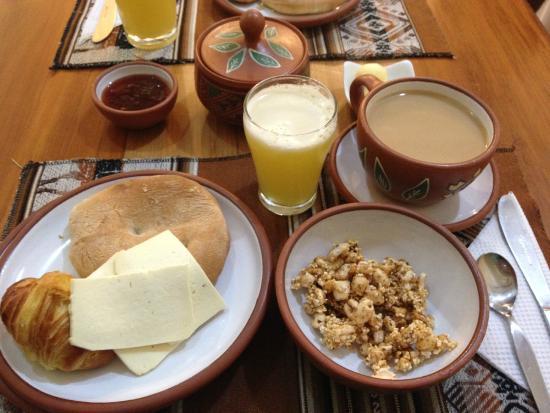 Apu Huascaran Hostal - Cusco: café da manhã