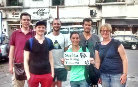 Salta Free Walking Tours