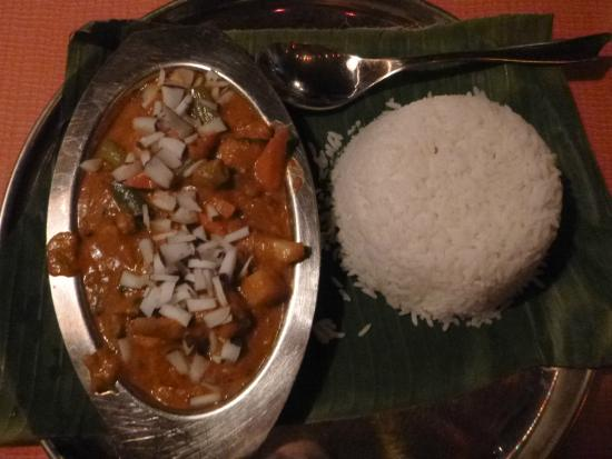 Gopi Guesthouse and Restaurant: Korma