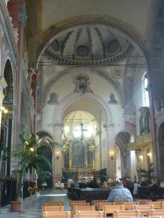 Interno Picture Of Chiesa Di San Giacomo Maggiore