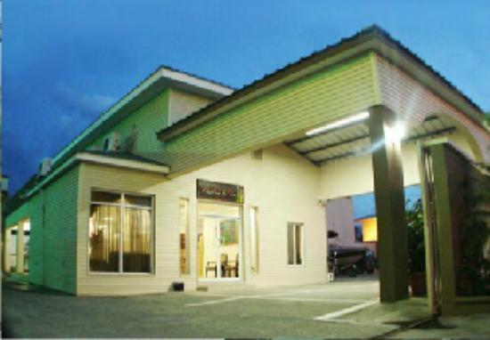 Apart Hotel Pico Bonito : Recepción