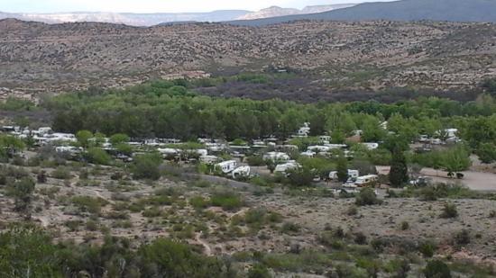 """Verde Valley RV & Camping Resort: """"H"""" loop"""