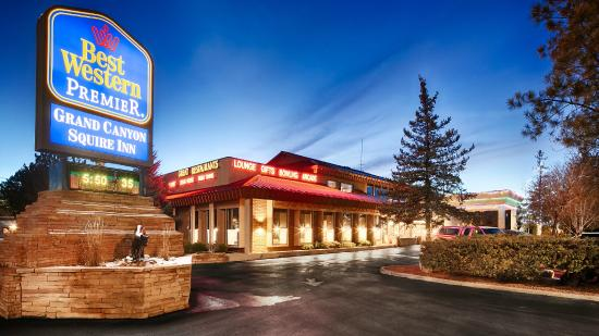 Best Western Grand Canyon Squire Inn Photo