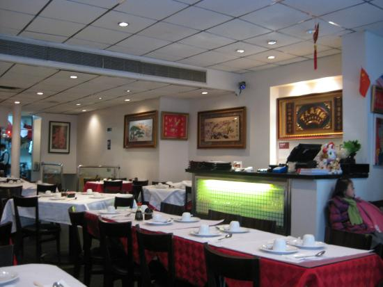 Interior 2 photo de 456 shanghai cuisine new york for 456 shanghai cuisine manhattan ny