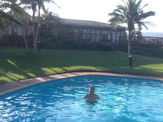 Mbotyi, Sudafrica: Pool area