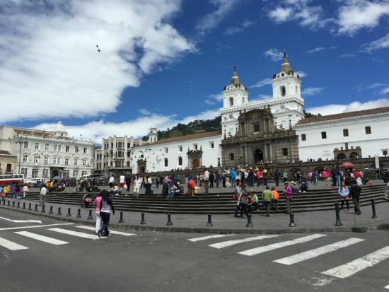 Food Walking Tour Quito