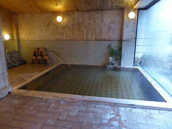 Nukumorino-yado Komanoyu : Women's indoor onsen bath