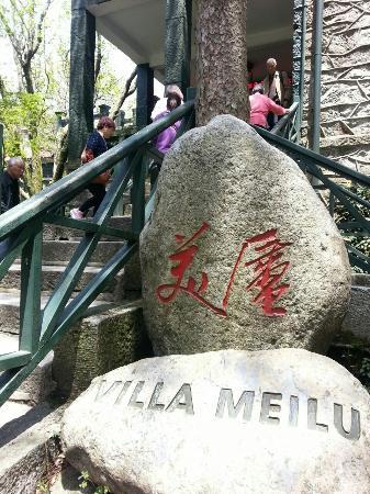 Lushan Scenic Resort: 廬山風景區