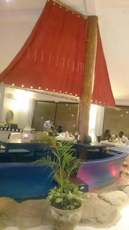 Restaurant Saint Mathieu Ouagadougou