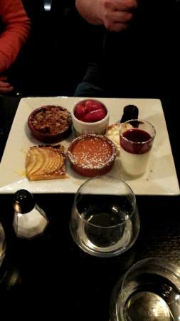 a la table de louise - picture of a la table de louise, lille