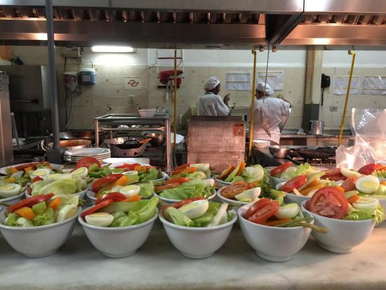 O Berro: Saladas lindas