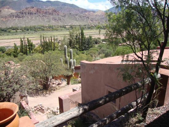 Cerro Chico : Vistas desde la habitación
