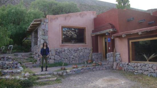 Cerro Chico: Alrededores del hotel
