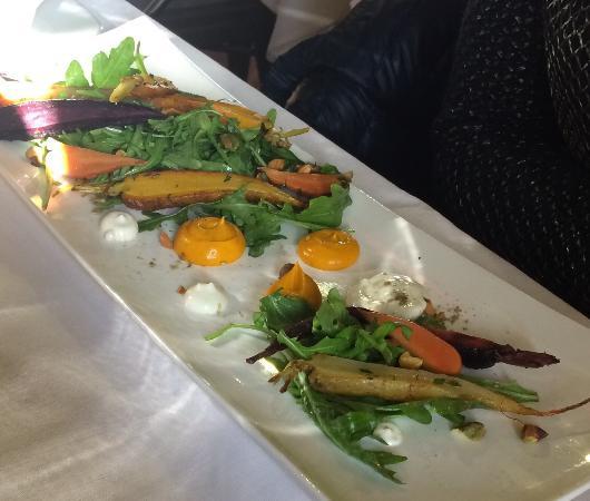 Crescent Grill : Морковный салат