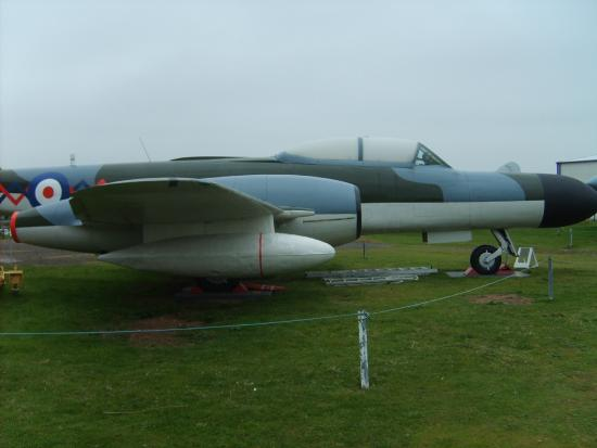 Coventry, UK: Gloster Meteor
