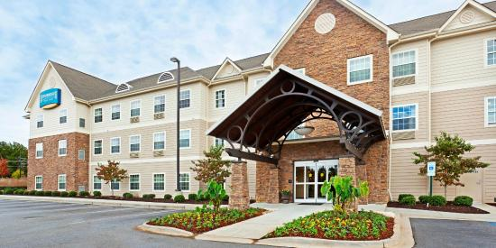 Staybridge Suites Greenville I-85 Woodruff Road: Fachada