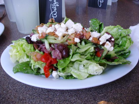 Greek Salad - Picture of Wolfgang Puck