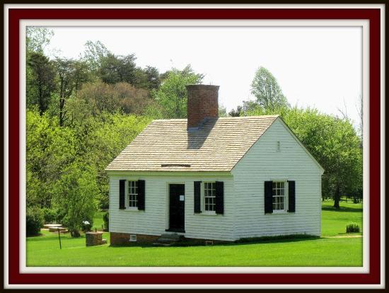 Brookneal, فيرجينيا: Patrick Henry's Law Office