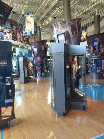 The Carolina Basketball Museum: The UNC Basketball Museum