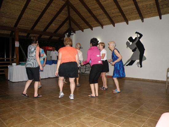 Hotel Colinas del Sol : the ranchero is great for group dancing