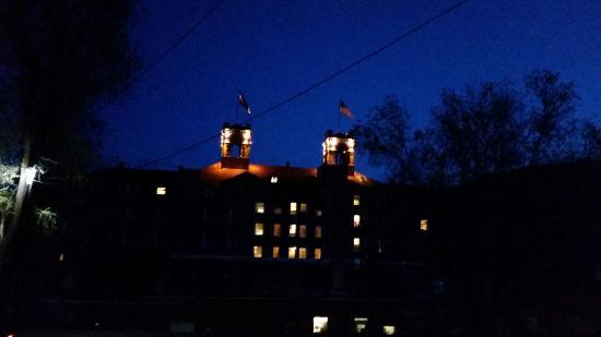 Hotel Colorado: Historical Hotel