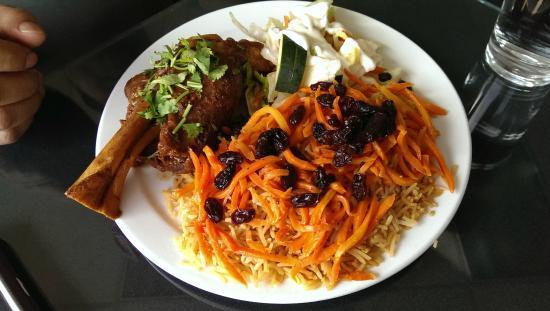 Biryani picture of afghan cuisine renton tripadvisor for Afghan cuisine renton