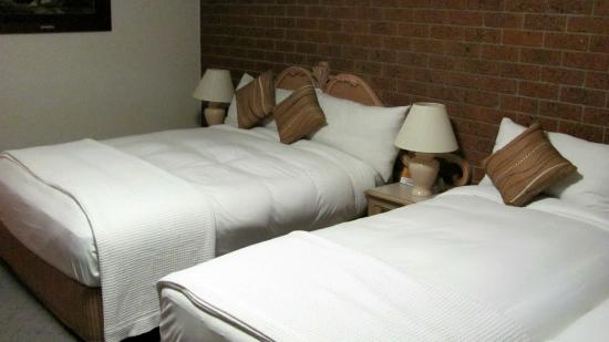Comfort Inn Country Plaza Halls Gap: beds