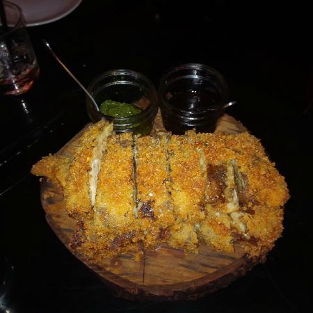 Brassaii: Crispy Ribs a must try