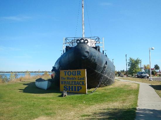 SS Meteor Maritime Museum