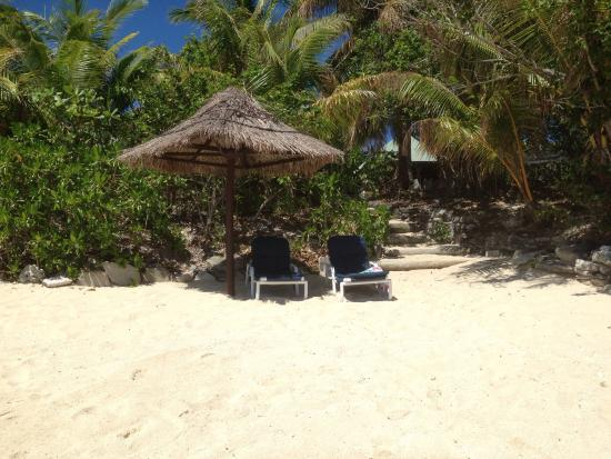 Navini Island Resort : Rest and relaxation