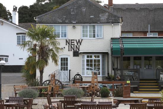 The New Inn: Mooring at the New Inn