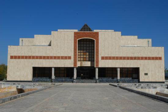 Museu Savitsky de Arte do Karakalpakstão - Nukus, Uzbequistão