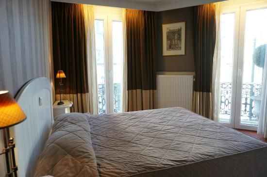 Hotel Orts: バルコニーが2つ付いた明るい部屋