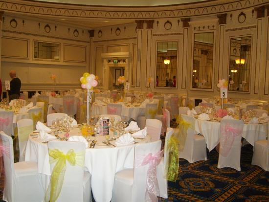 princess ballroom - Picture of Midland Hotel, Bradford
