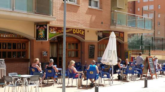 Santa Susanna, Spain: The Drunken Duck