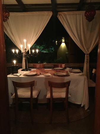 Dar Amane Guest Lodge: Terrasse