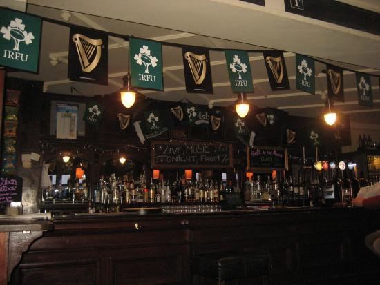 Wolseys Bar: Bar