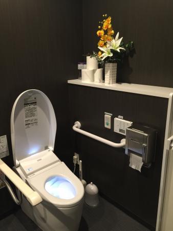 Hotel Guest1 Uenoekimae Awesome Lobby Toilet