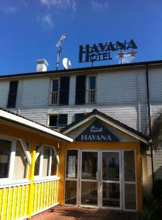 Havana : Entree Hotel