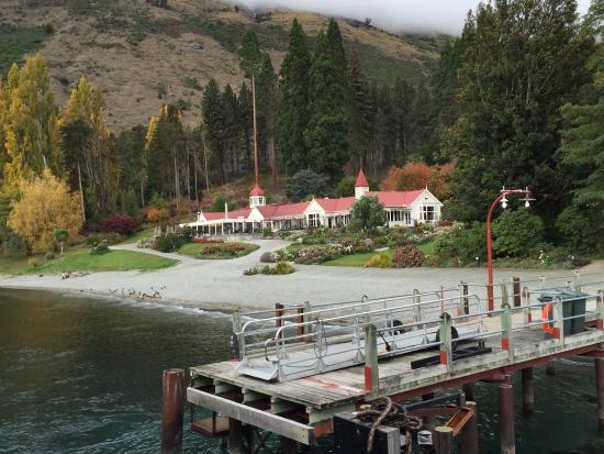 Queenstown, New Zealand: Walter Peak homestead
