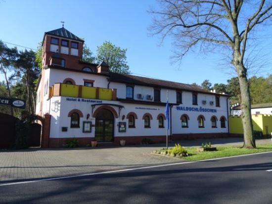 Mittenwalde, Tyskland: Street view