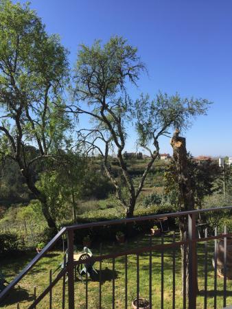 San Martino Casa Landi: Vista dal terrazzo