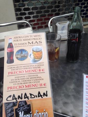 Canadian Bar and Tapas: photo2.jpg