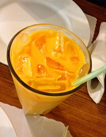 Luscious mango lassi - Picture of Kamana Kitchen 2, Hilo - TripAdvisor
