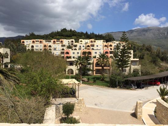 Hapimag Resort Damnoni: Der eine Teil der Anlage
