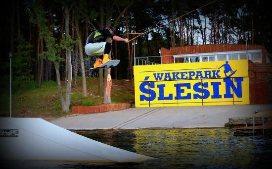Wakepark Slesin: WAKEPARK ŚLESIN