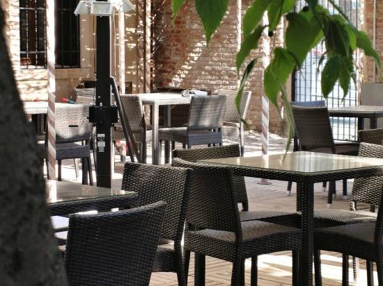 Ristorante ghimel garden kosher venezia, venecia   cannaregio ...
