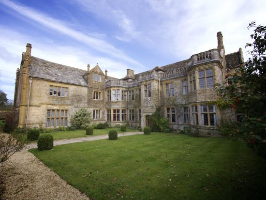 Beaminster, UK: Mapperton House