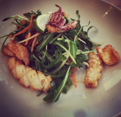 The Almanack: Salt & Pepper Squid ❤️